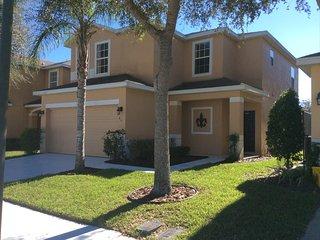 Superbe villa située près de Disney World à Sandy Ridge (15 minutes) des parcs, Davenport
