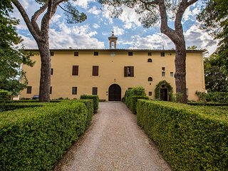 Villa Corsano, SIENA, Ville di Corsano