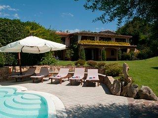 Villa Crystal in Porto Rotondo, Sardegna , sea coast