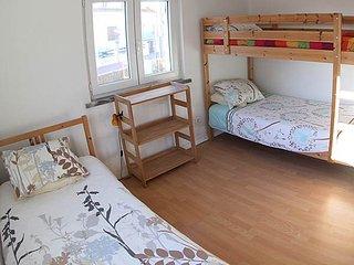 Dorm room 3 people max.