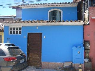 Casa Azul Centrinho Arraial, Arraial d'Ajuda