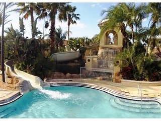 Elite Villa at Regal Palms Resort & Spa, waterslide/lazy river, FREE wifi+LD