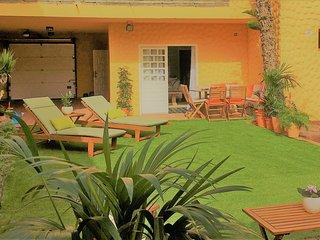 VILLA STRELITZIA: cómoda, bien ubicada en la isla y soleada., Ingenio