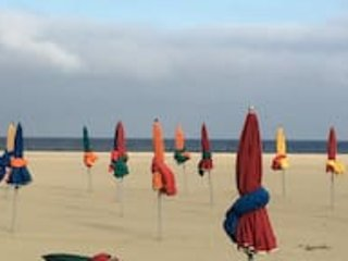 Studio 'Ma pause à Deauville' à 2 min plage des Planches