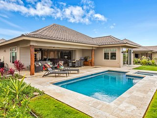 Luxury Private home w/Golf Course Views, Pool, & Hot tub. Mauna Lani KaMilo