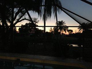 Yacht Club Canal Pool House