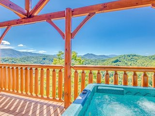 True Love - Romantic Panoramic Mountain Views, Sevierville