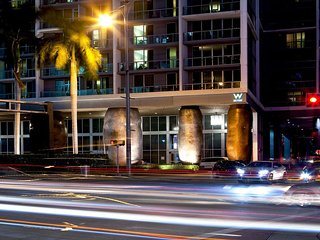 Luxury apt in Brickell for 3