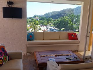 Huatulco Penthouse Apartment