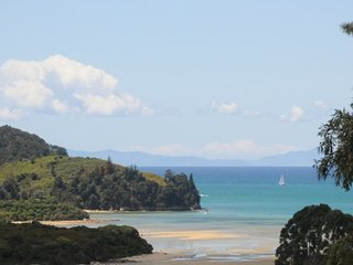 Apartment on Abel Tasman Park and Tasman Bay, Abel Tasman National Park