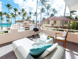 Ocean View Villa Noemy WiFi 5guests, Bavaro
