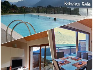 Bellavista Giulia 4 posti -  Holiday home - Como Lake