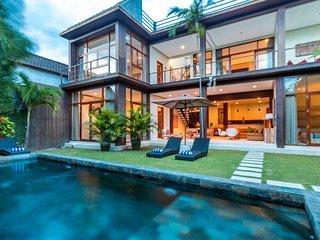 Budget Villa 4 Bedroom Private Pool VE at Petitenget Seminyak
