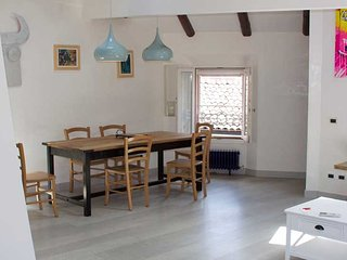 MANSARDA TEATRO DUSE  Luminoso e Panoramico appartamento in Centro | WI-FI & A.C