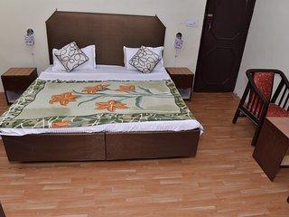 Spacious Room near Abhimanyu Cricket Academy