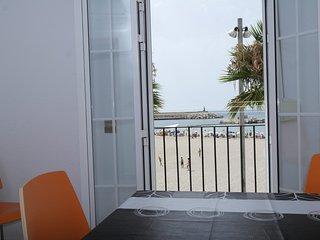 POS, Apartamento en primera linea en casas pescadores