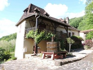 Charming Chambres D'Hotes in a beautiful setting near Beaulieu sur Dordogne