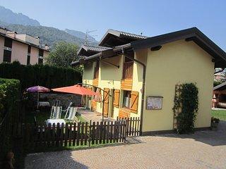 """casa sul lago di Caldonazzo """"Airone"""" a 200mt. dalle spiagge"""