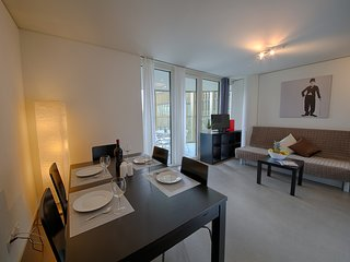 LU Pilatus II - Allmend HITrental Apartment Lucerne