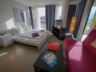 LU Schatzturm III - Allmend HITrental Apartment Lucerne