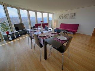 LU Superior Wasserturm - Allmend HITrental Apartment Lucerne, Lucerna