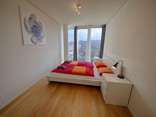 LU Superior Spreuerbrücke - Allmend HITrental Apartment Lucerne