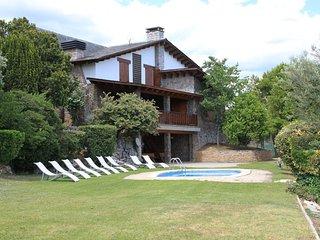 Les Franqueses Del Valles: Villa en zona privilegiada Barcelona - Costa Brava