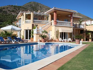 2017 Last Year For Villa With Large Private Pool, Gardens and Views to the Sea.