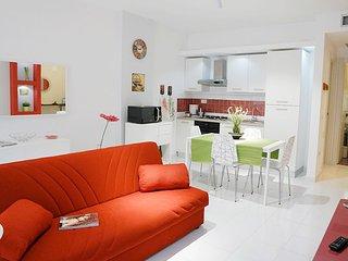 Salotto Cucina open space