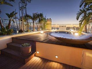 DUPLEX PENTHOUSE seaview in Marbella