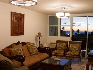 Coqui Cabana at Sea Beach Village A Penthouse Suite with Breathtaking OceanViews