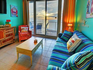 Gulf Front~Very Cute Unit~Spectacular Amenities~Call or book online today!
