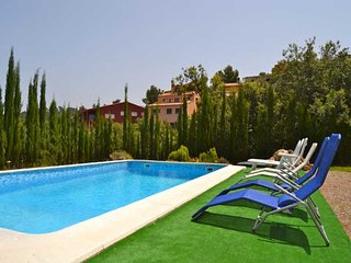 Villa 8p. Begur Costa Brava, private pool, beach 4km