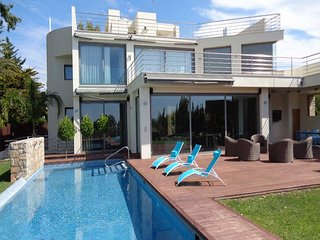 Luxury Villa 10p. Mont Roig del Camp, Costa Dorada