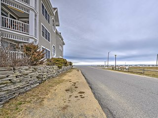 NEW! 3BR Oak Bluffs Condo Steps from the Ocean!