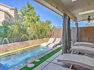 NEW! Luxurious 3BR Las Vegas Home w/Private Pool!
