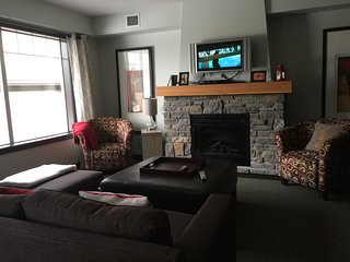 3 bd rm condo.   Quiet retreat, Dead Man's Flats