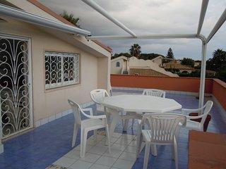 Appartamento Rici in villa di fronte mare