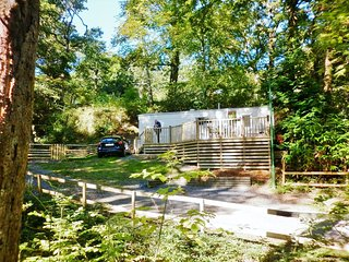 Snowdonia National Park, lovely woodland location, Prenteg