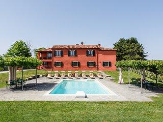 Villa la Collinaccia, Tredozio