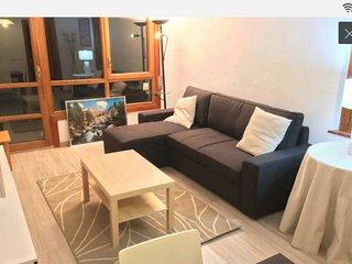 Bonito apartamento en Baqueira a pie de pistas con terraza!!