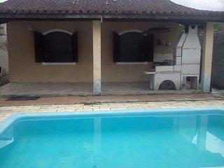 Casa de praia com piscina, Caraguatatuba