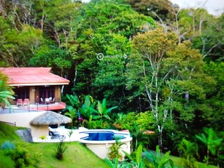 Luxury Jungle Suite with view of the National Park, Manuel Antonio Nationaal Park