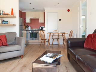 Trevose - ground floor double apartment in the seaside village of Gwithian.