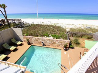 Luxury Beach Front Home, Private Pool, Pet Friendly, Private Beach Access