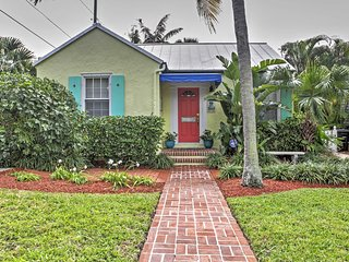 NEW! Charming 2BR West Palm Beach 'Key West Cottage'