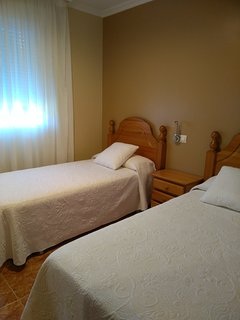 apartamento de dos dormitorios en 2ºplanta