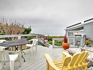 New! 3BR Irish Beach 'Sea Haven' House w/ Hot Tub!