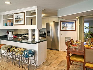 With room for 14 guests, this home is perfect for large groups and families.