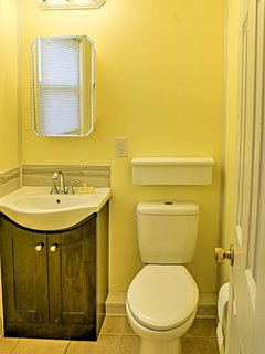 The home has 2.5 bathrooms.